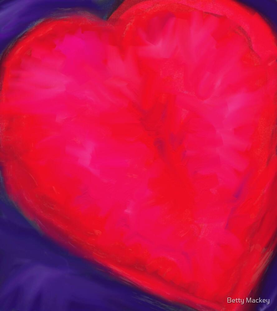 Valentine 11 by Betty Mackey