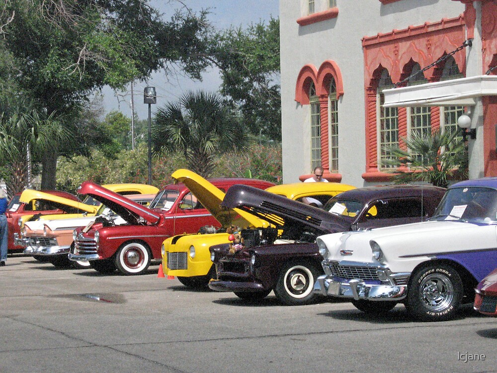 Cruisers @ the Depot by lcjane