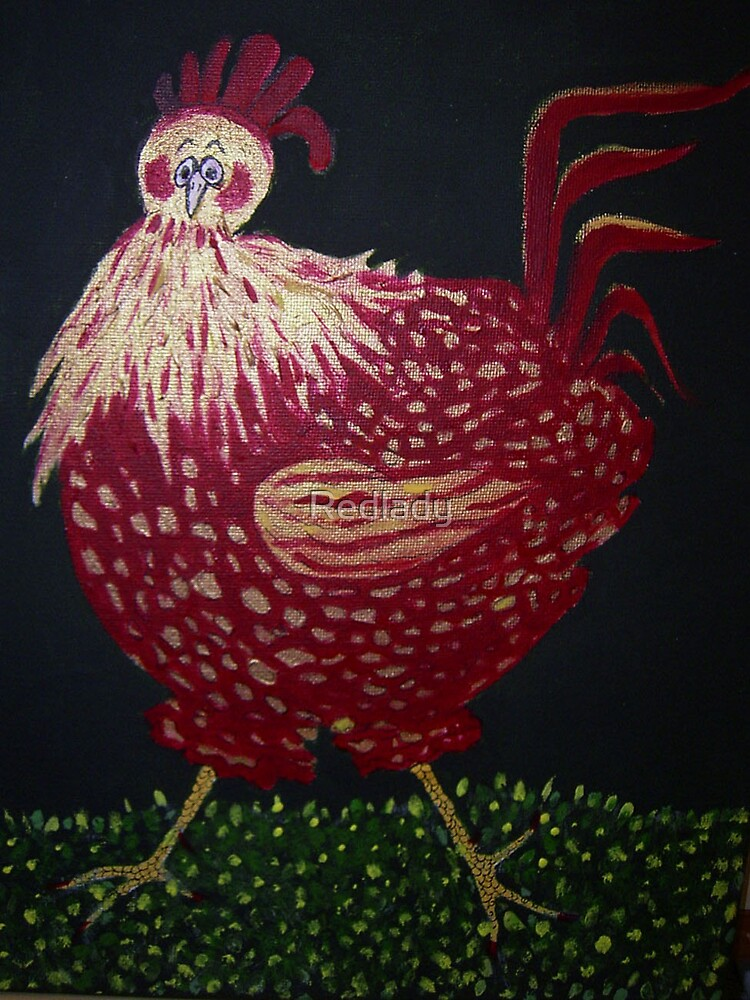 LE CHOOK by Redlady