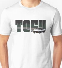 TOFU delivery - black Unisex T-Shirt