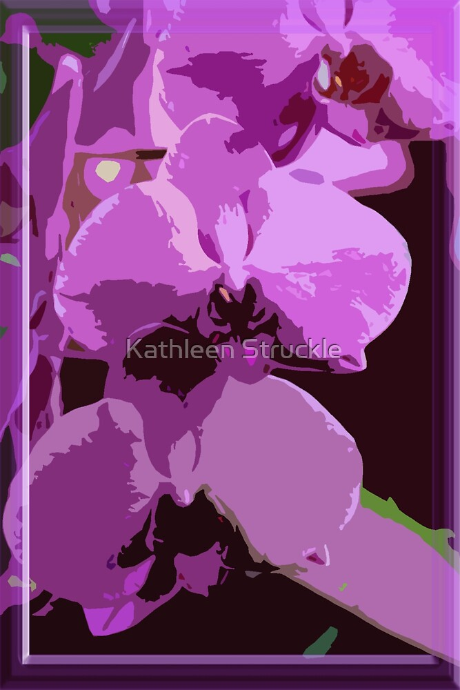 Orchid Sisters by Kathleen Struckle