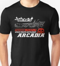 BATTLESHIP ARCADIA  Unisex T-Shirt