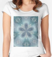 Kaleidoscope Women's Fitted Scoop T-Shirt