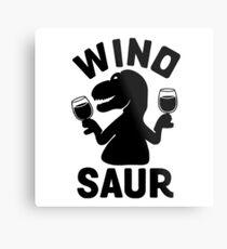wino saur Metal Print