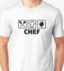Chef cook hat equipment T-Shirt