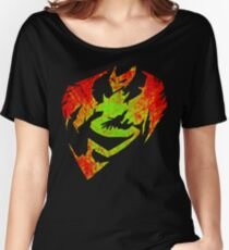 The Fire And Fury Women's Relaxed Fit T-Shirt