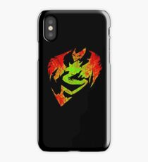 The Fire And Fury iPhone Case/Skin