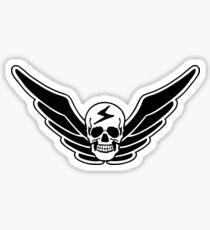Street Fighter Shadaloo Shadowlaw Sticker
