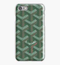 Goyard Green For Phone Case iPhone Case/Skin