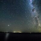 Stars over Eppalock by Joel Bramley