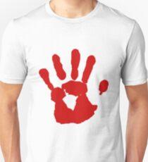 COD Bloody Hand T-Shirt