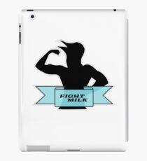 Fight Milk iPad Case/Skin