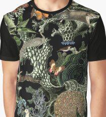 OBSIDIANA Graphic T-Shirt