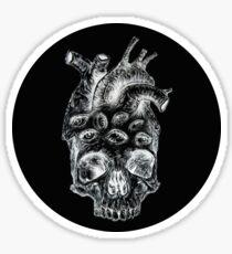 Thanatos ver.white Sticker