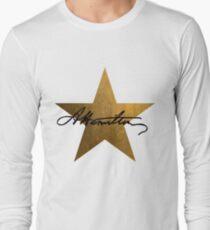Hamilton Star  Long Sleeve T-Shirt