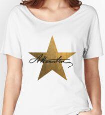 Hamilton Star  Women's Relaxed Fit T-Shirt