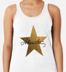 Camiseta con espalda nadadora Hamilton Star