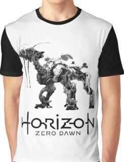 Horizon Robot Graphic T-Shirt