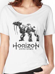 Horizon Robot Women's Relaxed Fit T-Shirt