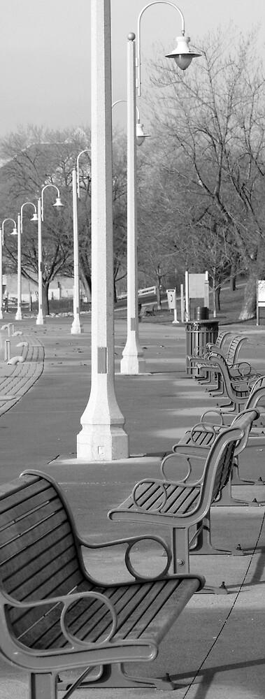 Promenade by Hayley Evans