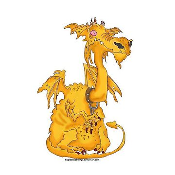 dragon by Mazy
