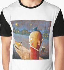 Pupacino Graphic T-Shirt