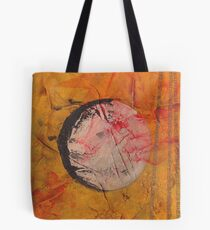 CRESCENT MOON (FROM RUST HORSE CALLING MOON) Tote Bag