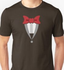 Funny Formal Bowtie Costume Tuxedo Outfit Unisex T-Shirt