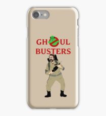 Ghoul Busters iPhone Case/Skin