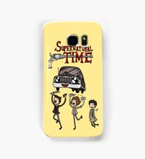 Supernatural - Time Inspired Samsung Galaxy Case/Skin