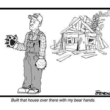 Bear Hands by PaulOddo