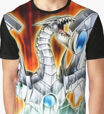 Cyber End Watercolor Graphic T-Shirt