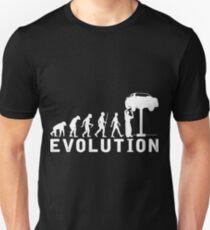 Car Mechanic Evolution T Shirt T-Shirt