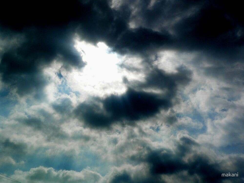 Heaven's Portal by makani