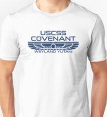 USCSS Covenant - Weyland Yutani Unisex T-Shirt