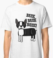 Boston Accent Terrier Classic T-Shirt