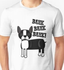 Boston Accent Terrier T-Shirt