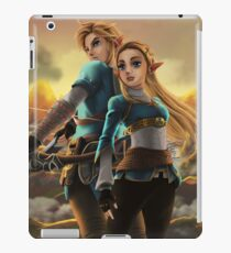 Zelda Breath of the Wild iPad Case/Skin