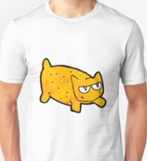 funny cartoon cat Unisex T-Shirt