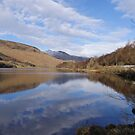 Loch Lubhair, Scotland by David Rankin