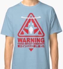 Evangelion Alert Classic T-Shirt