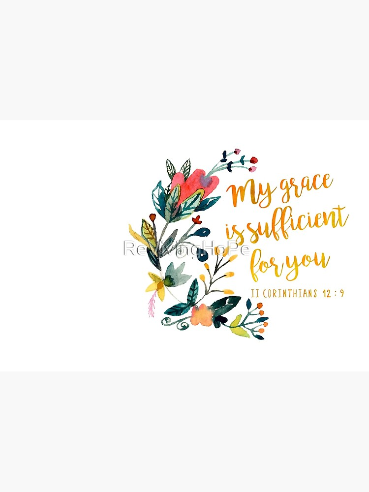 II Corintios 12: 9 de ReVivingHoPe