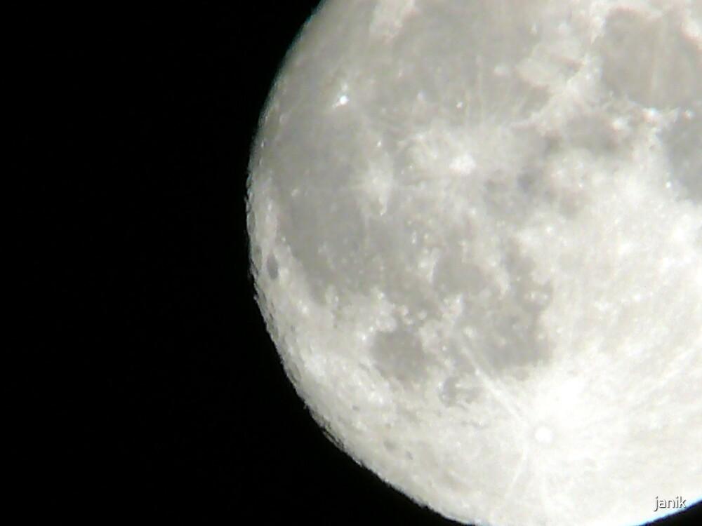 Moon by janik