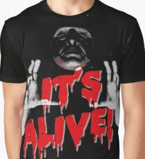 Frankenstein - It's Alive! Graphic T-Shirt