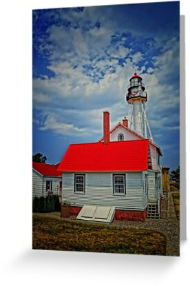 White Fish Point- Michigan by Kathy Russell