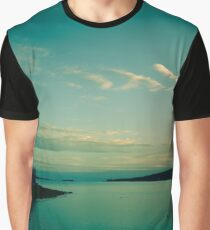 Sea and Sky Graphic T-Shirt