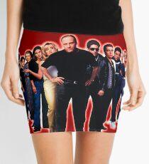 The Sopranos Red Mini Skirt