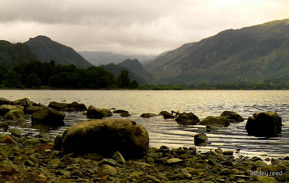 lake derwent by ashley reed