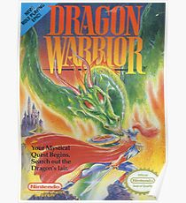 Dragon Warrior Poster