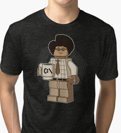 I am a Giddy Goat! Tri-blend T-Shirt